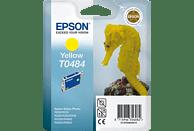 EPSON Original Tintenpatrone Seepferd Gelb (C13T04844010)