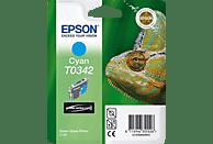 EPSON Original Tintenpatrone Cyan (C13T03424010)