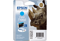 EPSON Original Tintenpatrone Nashorn Cyan (C13T10024010)