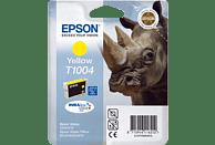EPSON Original Tintenpatrone Nashorn Gelb (C13T10044010)