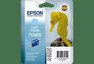 EPSON Original Tintenpatrone Seepferd Light Cyan (C13T04854010)