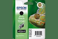 EPSON Original Tintenpatrone Schwarz (C13T03414010)