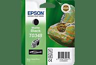 EPSON Original Tintenpatrone Matt Schwarz (C13T03484010)