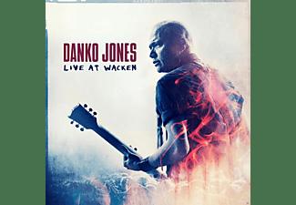Danko Jones - Live At Wacken  - (CD + DVD Video)