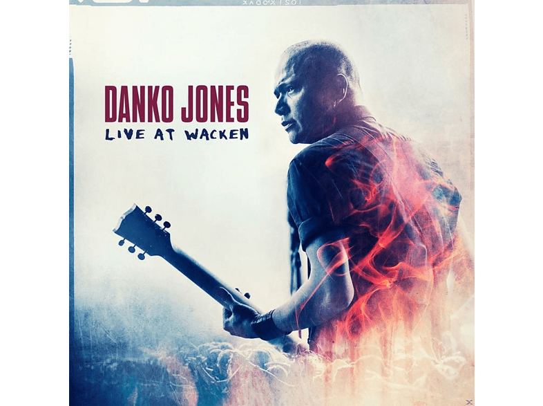 Danko Jones - Live At Wacken [CD + DVD Video]
