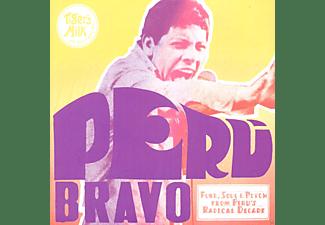 VARIOUS - Peru Bravo: Funk, Soul & Psych From Peru's Radical Decade  - (CD)