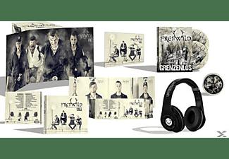 Frei.Wild - Still - Grenzenlos Deluxe Boxset (3CD+2DVD)  - (CD)