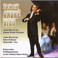 André Rieu - Best Of Andre Rieu [CD]