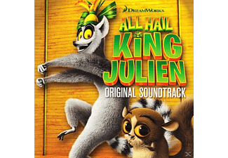 O.S.T. - ALL HAIL KING JULIEN  - (CD)