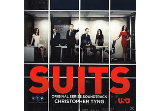 O.S.T. - SUITS  - (CD)