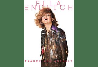 Ella Endlich - Träume Auf Asphalt  - (CD)