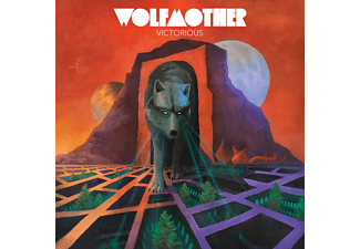 Wolfmother - Victorious  - (Vinyl)