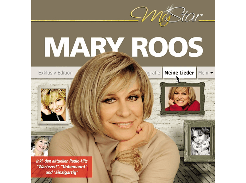 Mary Roos - My Star [CD]