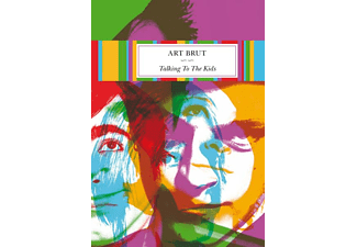 Art Brut - Art Brut - Talking To The Kids - (DVD)