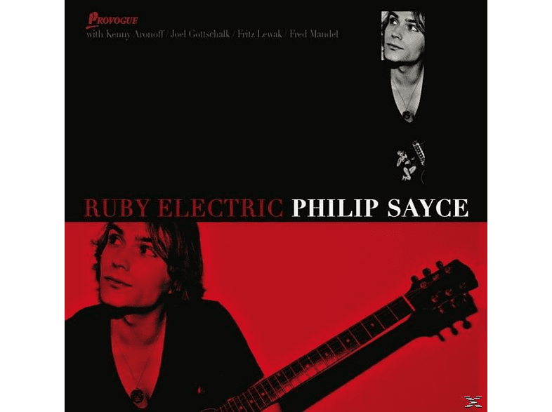 Philip Sayce - Ruby Electric [CD]