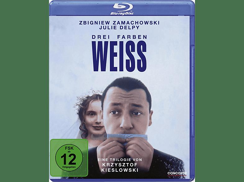 Drei Farben - Weiss [Blu-ray]