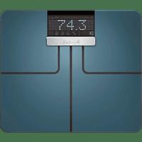 GARMIN 010-01591-10 Index Smart Scale, Elektronische Körperanalysewaage, Universal, Universal, Schwarz