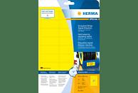 HERMA 8031 Signal-Etiketten  63.5x29.6 mm A4 675 St.