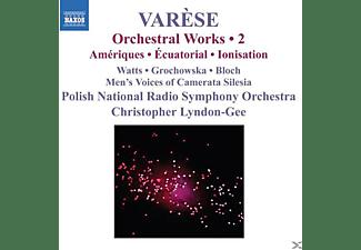 Pnrso, Christopher/pnrso Lyndon-gee - Orchesterwerke Vol.2  - (CD)