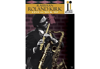 Rahsaan Roland Kirk - Live In '63 & '67 - (DVD)