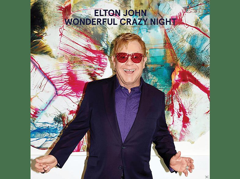 Elton John - Wonderful Crazy Night [CD]