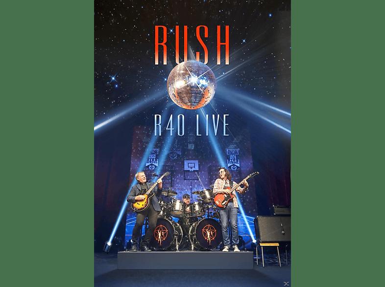 Rush - R40 Live (3CD+DVD) [CD + DVD Video]