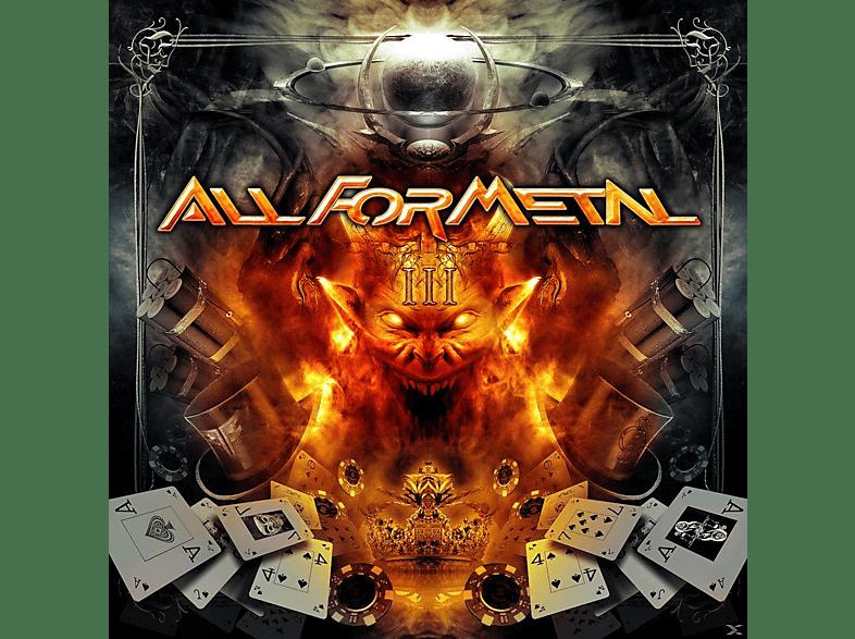 VARIOUS - All For Metal - Vol.3 [DVD + CD]
