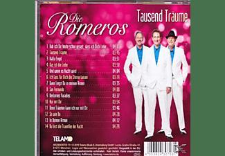 Romeros - Tausend Träume  - (CD)