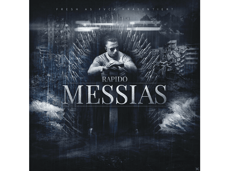 Rapido - Messias [CD]