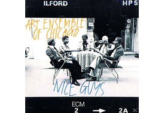 Art Ensemble Of Chicago - Nice Guys  - (CD)
