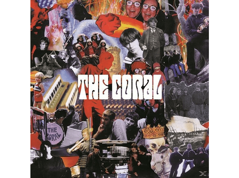 The Coral - The Coral [Vinyl]