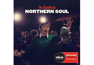 VARIOUS - Northern Soul: The Film Soundtrack (Single-CD)  - (CD)