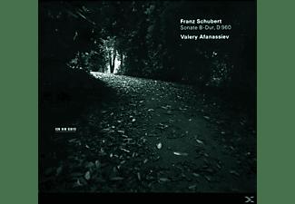 Valery Afanassiev - Klaviersonate B-Dur D 960  - (CD)