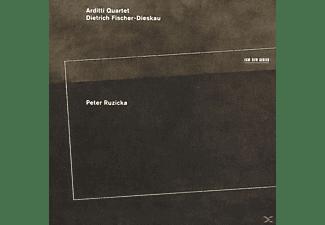 Quartett Arditti - Ruzicka: String Quartets  - (CD)