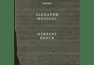Henck Herbert - Klaviersonaten 2+5/2 Nocturnes  - (CD)