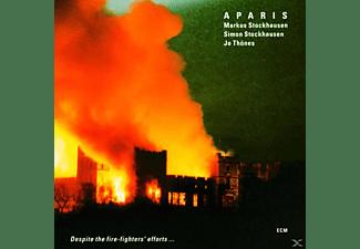 Markus' Aparis Stockhausen - Despite The Fire-Fighters'..  - (CD)