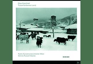 Dennis Russell Davies, Rso Wien - Trauerfarbenes Land  - (CD)