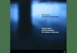 Braekke - Source And Dfferent Cikadas  - (CD)
