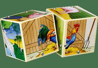 KOSMOS Soundwürfel Bauernhof Kinderspiel