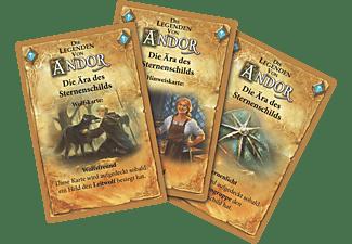 KOSMOS Die Legenden von Andor - Erweiterung Der Sternenschild Familienspiel