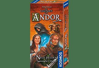KOSMOS Die Legenden von Andor - Neue Helden 5-6 Spieler  Familienspiel