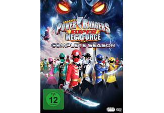 Power Rangers - Super Megaforce - Staffel 21 - (DVD)