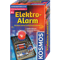 KOSMOS Elektro-Alarm Mitbringexperiment