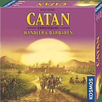 KOSMOS Catan - Händler & Barbaren 2-4 Spieler Familienspiel