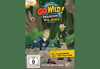 Go Wild! Mission Wildnis - Folge 17: Die Wunderbare Welt der Faultiere DVD