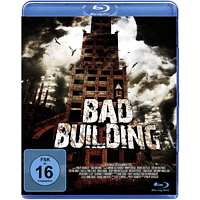 Bad Building Blu-ray