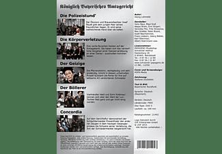 Königlich Bayerisches Amtsgericht Folgen 49-53 DVD