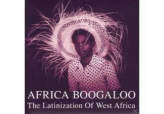 VARIOUS - AFRICA BOOGALOO - THE LATINIZATION OF WEST AFRICA  - (Vinyl)