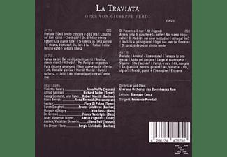 Orchester und Chor der Oper Rom - La Traviata  - (CD)