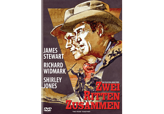 Zwei ritten zusammen DVD